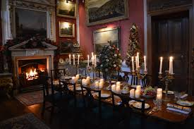 castle dining room castle howard at christmas askwith with weston wi