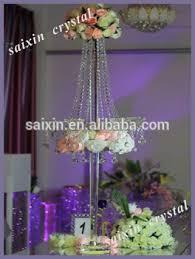 Wedding Decor Wholesale New Desige Tall Crystal Candelabra Wedding Decorations Wholesale