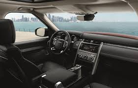 old land rover discovery interior 2017 land rover discovery review