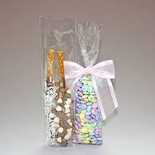 wholesale pretzel rods bulk pk 500 pretzel rod bags 3 x 11 favor bags