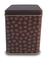 Box Coffee coffee tin coffee tin box coffee can coffee box tea tins