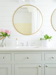 how to paint existing bathroom cabinets a surprisingly and demo free bathroom makeover