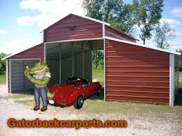 Barns Garages Gatorback Carports