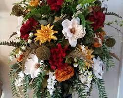 Traditional Flower Arrangement - large elegant traditional transitional floral arrangement