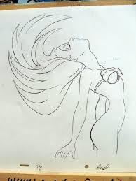 drawing mermaid draw ariel mermaid