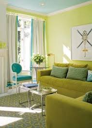 Green Walls What Color Curtains 45 Best Living Room Colors Avacado Images On Pinterest Living