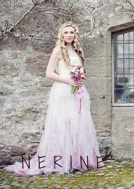 new design u2013 nerine dip dye tulle wedding dress u2013 legend bridal