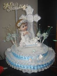 Centerpieces For Boy Baptism by 6 Boy Baptism Centerpieces Baptism Decor Ideas Pinterest Boy