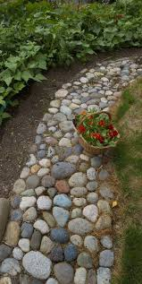 best 25 pebble walkway pathways ideas on pinterest stone paths