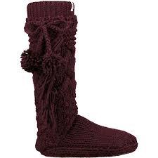 ugg cozy knit slippers sale ugg cozy slipper sock s backcountry com