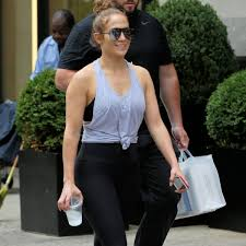 Home Jennifer Lopez by Jennifer Lopez Heading Home After A Workout In Nyc Celebzz Celebzz