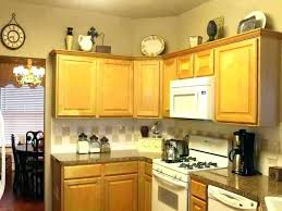ideas for top of kitchen cabinets kitchen cabinet decorating ideas best above kitchen cabinets ideas