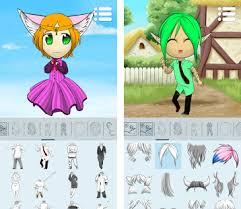 anime maker apk avatar maker anime chibi apk version 2 4 1
