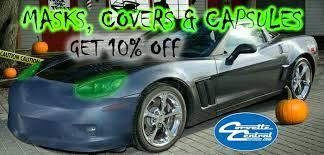 corvette central com save 10 on corvette masks covers and capsules at corvette