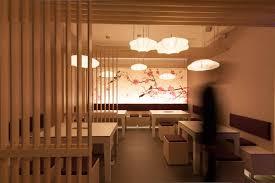 Japanese Restaurant Design Free Design Concept For Gion Japanese - Japanese restaurant interior design ideas