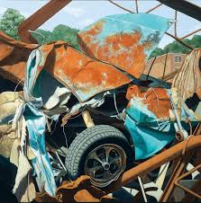 rusty car photography what does the all american car symbolize creators