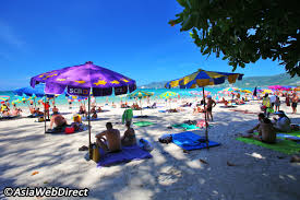 Kids Beach Chair With Umbrella Phuket Beach Clean Up What Happened To Phuket Beach Chairs And
