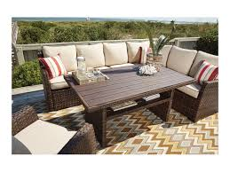 signature design by salceda outdoor rectangular multi use