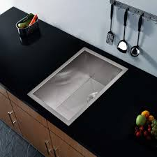 Modern Undermount Kitchen Sink by Beautiful Stainless Steel Sink Decorating Ideas With Single Basin