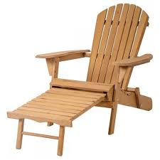Adirondack Chair With Ottoman Factory Direct Wholesale Rakuten Foldable Outdoor Wood