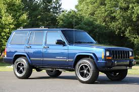 blue jeep daily turismo blue thursday 2000 jeep cherokee sport xj