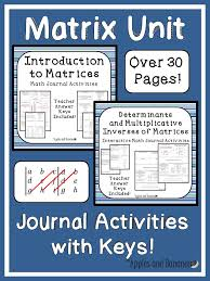 25 best matrices images on pinterest algebra 2 high