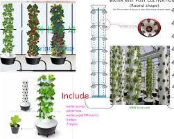 Aeroponic Vertical Garden Tower Garden Aeroponic Tower Garden Aeroponic Suppliers And