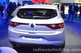 renault hatchback 2017 2016 renault megane spotted on road for the first time