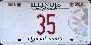 Il Vanity Plates Illinois 5 Y2k