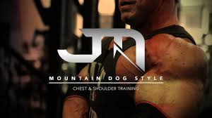 Chest And Shoulder - trains chest shoulders