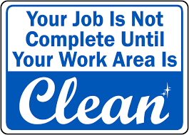 your job is not complete sign d5941 by safetysign com