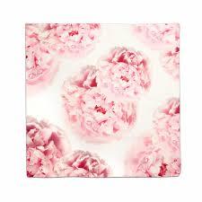 light pink dinner napkins light pink peony dinner napkins floral art