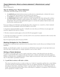 how to write a good thesis paper how to create a thesis outline for a poetry essay the popular thesis statement editor site for masters esl energiespeicherl sungen
