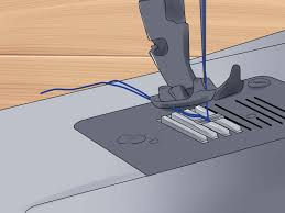 how to thread a singer simple 3116 with pictures wikihow