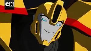 bouncing bumblebee i transformers robots in disguise i cartoon