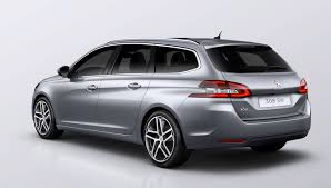 peugeot 308 peugeot 308 sw compact wagon revealed photos 1 of 10
