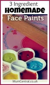 best 25 homemade face paints ideas on pinterest diy face paint