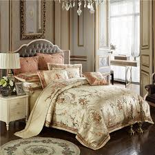 Royal Bedding Sets Outstanding Aliexpress Buy Gold Color Luxury Wedding Royal Bedding