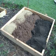 Buy Soil For Vegetable Garden by Square Foot Vegetable Gardening Using Timber Raised Beds
