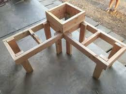 Building Outdoor Wood Table by Best 25 2x4 Furniture Ideas On Pinterest Wood Work Table Bbq