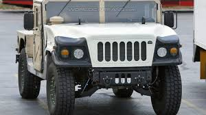 lamborghini humvee new am general humvee prototype spy photos