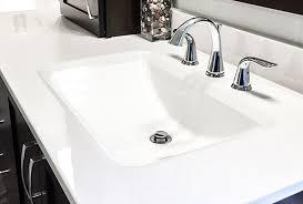 Signature Kitchen  Bath St Louis Bathroom Sinks - Kitchen sink in bathroom