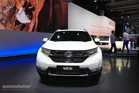 New Honda Crv Diesel New Honda Cr V To Get Fwd In Australia Autoevolution