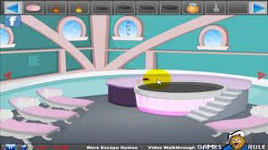princess spa room escape walkthrough games2rule youtube