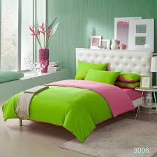 Black And Green Bedding Formidable Pink And Green Bedding Queen Stunning Home Decor Ideas