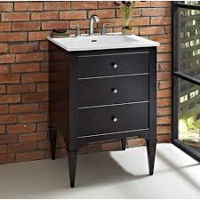 Fairmont Designs Bathroom Vanity Fairmont Designs Charlottesville 24 Vanity Vintage Black