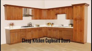 cheap kitchen cupboard doors cheap kitchen cupboards youtube