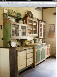 unfitted kitchen furniture mismatched china cabinets no