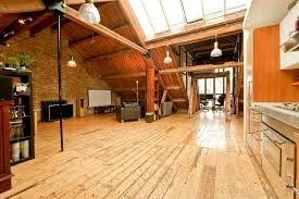 just moved out of my converted warehouse apartment on london
