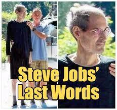 Stanford Meme - cool stanford meme steve jobs last words debunked the rojak pot